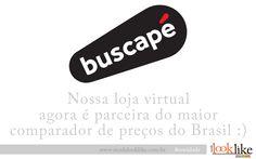 Card Facebook parceria Buscapé para a loja virtual Moda Look Like. Acesse a página no Facebook http://www.facebook.com/modalooklike