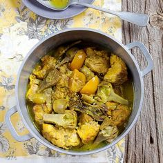 Recettes en famille | Régal Pot Roast, Casserole Recipes, Macarons, Risotto, Crockpot, Curry, Food And Drink, Favorite Recipes, Ethnic Recipes