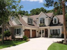Sinclair - traditional - Exterior - Jacksonville - Golden Isles Custom Homes, LLC