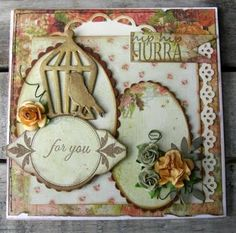 One more of PiaBau's amazing cards !!