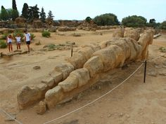 A Guide to Agrigento's Valley Of Temples Magna Graecia, Sicily, Temples, Wander, Mount Rushmore, Greece, Guy, America, Mountains