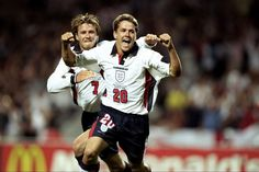 Michael Owen wonder goal vs Argentina, World Cup 1998