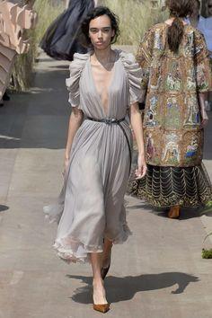 Christian Dior Fall 2017 Couture Fashion Show - Nandy Nicodeme