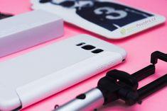 Barevná inspirace v bílé 🐇 Mobiles, Usb Flash Drive, Mobile Phones
