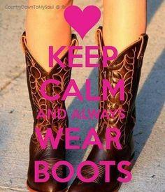 BOOT QUOTES - so true! - <3