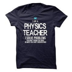 I am a Physics Teacher - #tumblr hoodie #sweatshirt design. LOWEST PRICE => https://www.sunfrog.com/LifeStyle/I-am-a-Physics-Teacher-17739421-Guys.html?68278