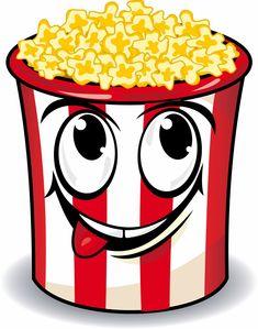 Popcorn clipart free clip art images image 2