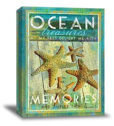 Ocean Treasures Print