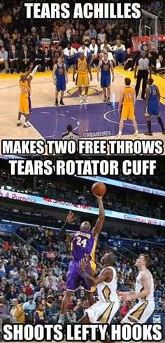 Vintage Kobe Bryant…A True Legend #Vino #Lakers - http://nbafunnymeme.com/nba-memes/vintage-kobe-bryanta-true-legend-vino-lakers