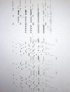 Break down the music Elaine Longtemps – Musicgraphcs for Song of the Gopis, graphic score, date unknown Glitch, Foto Logo, Graphic Score, Music Visualization, Experimental Music, Generative Art, Information Design, Sound Design, Graphic Design Inspiration