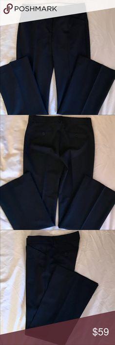 "Theory gabardine wool pant NWOT  never worn.  Waist 15"" rise 9"" inseam 31""ankle 10"" Theory Pants"