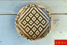Colombian bowl / natural fiber basket weaving / Basketry bowl / Decorative Storage Woven Natural / Balay / Canasta tradicional colmbiana by DODAStore on Etsy