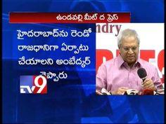 TRS agenda is to bad - mouth Seemandhra leaders - Undavalli - Part 2
