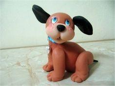 Cute Dog Tutorial Fondantot, ételfestékeket és eszközöket  vásárolj a GlazurShopban! http://shop.glazur.hu/