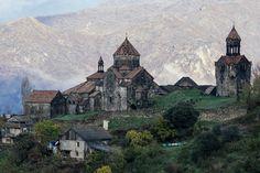 Монастырь Ахпат. X—XIII вв. — с. Ахпат ~~ Haghpat Monastery Complex, 10th-12th Centuries ~~ Haghpat, Armenia