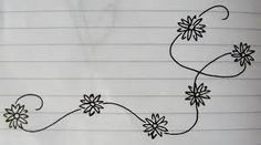 Image result for ankle daisy chain tattoo