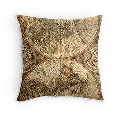Ancient Map by rapplatt