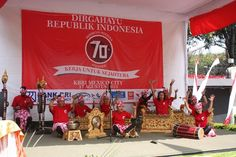 Miembros de la comunidad indonesia y personal de la embajada de aquel país en México acompañaron al embajador Yusra Khan durante una solemne ceremonia cívica para conmemorar el 70 aniversario de la independencia de Indonesia. Entérate de todos los detalles... Linda tarde! #indonesia #indonesiaonly  #embassy #events  #Embajadas #lifestyle #diplomatic