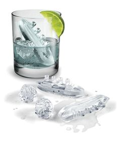 Take a look at this Gin & Titonic Ice Tray today!