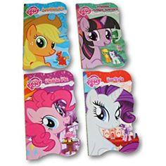 My Little Pony First Books ~ 4 Sturdy Board Books