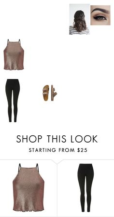 """""""Untitled #425"""" by melissaperez427 on Polyvore featuring Miss Selfridge, Topshop and TravelSmith"""