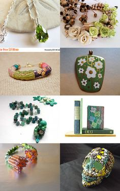 Magical Spring by Gabbie on Etsy--Pinned with TreasuryPin.com