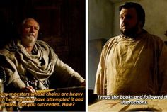 Game of thrones season 7 funny humour meme quotes. Samwell Tarly