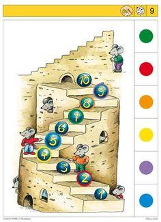 LOGICO PRIMO | Čísla a počty | Didaktické pomůcky a hračky - AMOSEK