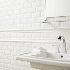this is the field tile for our wainscoting and shower. Profiles™ - Ceramic Tile | American Olean