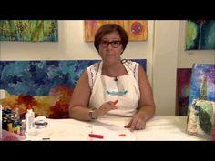 Gelatos Resist Technique Donna Downey Series
