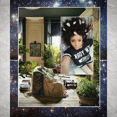 I N D U L G E in your D R E A M S =Reality  #indulge #positivevibes #loveenergy #beyou #nolimits #sparkle #lifeblogger #healthylife #takecareofyou #TeamCurvy #afro #oddball #selfie #universe  #meditation #wisdom  #homeinspo #read  #model #singer #mixed  by evadivahhh