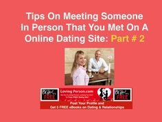 Odds Of Meeting Someone Online Dating