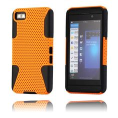 Shooter (Oransje) Blackberry Z10 Case