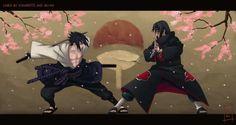 Sasuke Vs Itachi