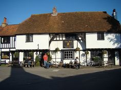 The Bell in Waltham St Lawrence