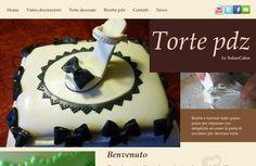 Sito specializzato sulle torte in pasta di zucchero. Sugar paste informations and tutorials.