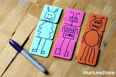 post it note activities for kids