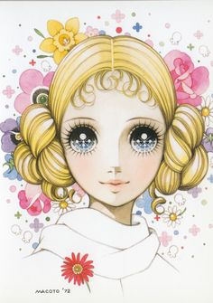 Dreams O'Girl postcard book Makoto Takahashi