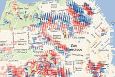 Mapping Out SF's High Points