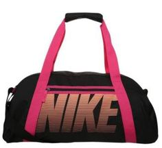 Nike Performance Gym Club Bolsa De Deporte Black Vivid Pink Bright Mango  Son tu carta de 720a9ef2d7176