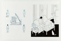 Building stories, Chris Ware  17wb.jpg (1588×1080)