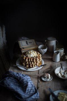 Blog à découvrir / Local Milk : Gaufres à la crème fouettée au miel /