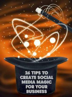 (12) Using Social Media