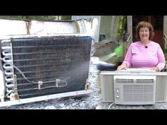 How to Clean A Window Air Conditioner The Easy Way  http://prepperhub.org/?p=4302