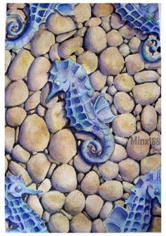 The Seahorse by ~Minx188 on deviantART