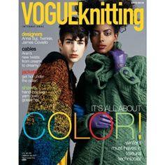 Vogue Knitting 2007/08 Winter