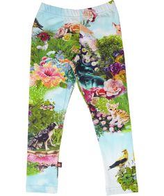 Molo vintage chique printed leggings