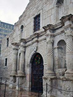 Alamo. San Antonio, Texas.