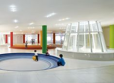 Loop International Kindergarten School, By Sako Architects