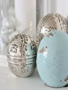 Sterling eggs maybe..